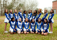 WFMS Cheerleaders