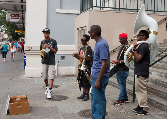 New Orleans Young Musicians